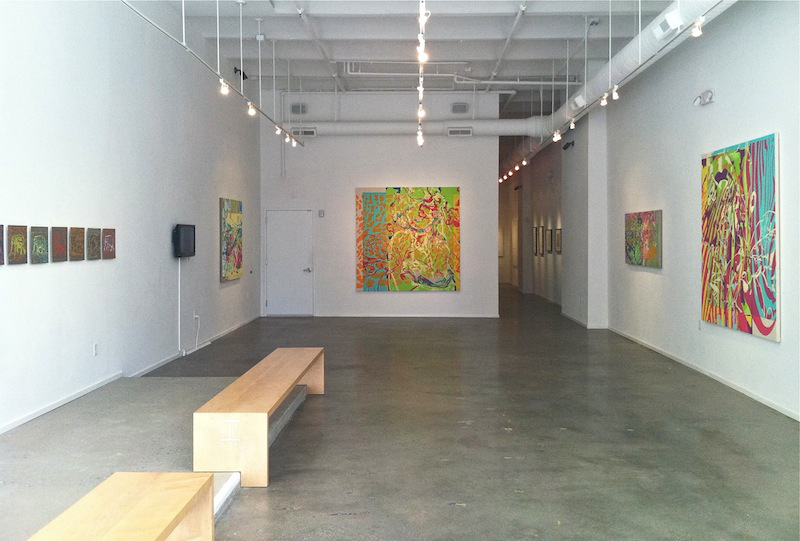 First Floor Art Gallery